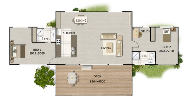 Top Triple Storey House Plans Australia With Small 2 Bedroom House Plans